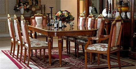 luxury dining room sets aphrodite dining room furniture mondital
