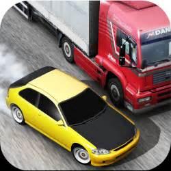 traffic racer на андроид