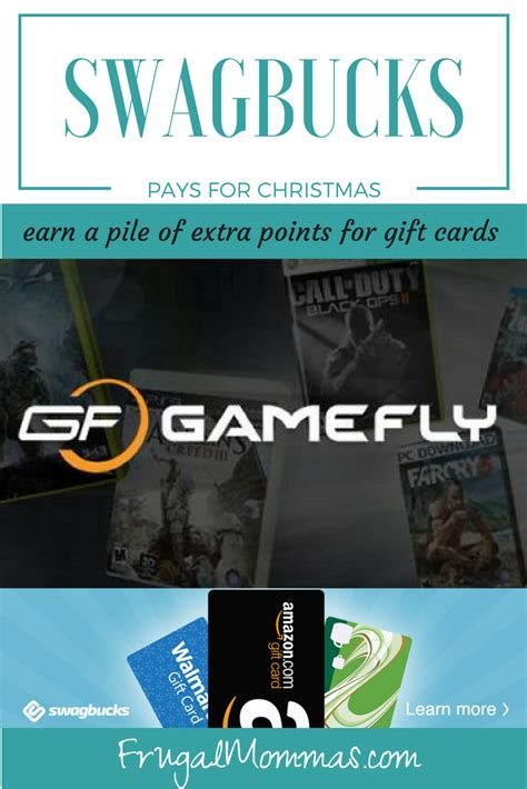Gamefly Gift Card - swagbucks pays for christmas earn free gift cards