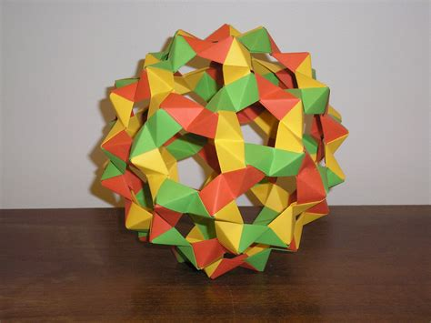 Origami Math - mathematical origami