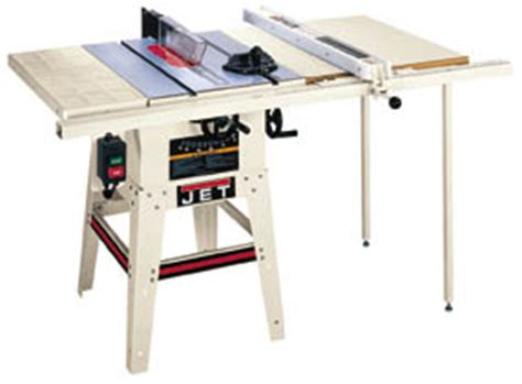 jet contractor table saw jet 10 contractor style tablesaw