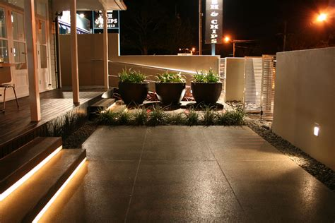 Outdoor Lighting Landscape Design Garden Care Services Patio Lighting Design