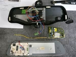 homelink mirror wiring diagram get free image about
