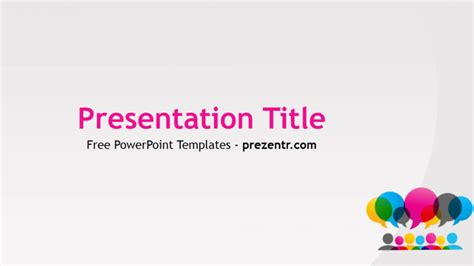Powerpoint Templates Free Language | free language powerpoint template prezentr powerpoint