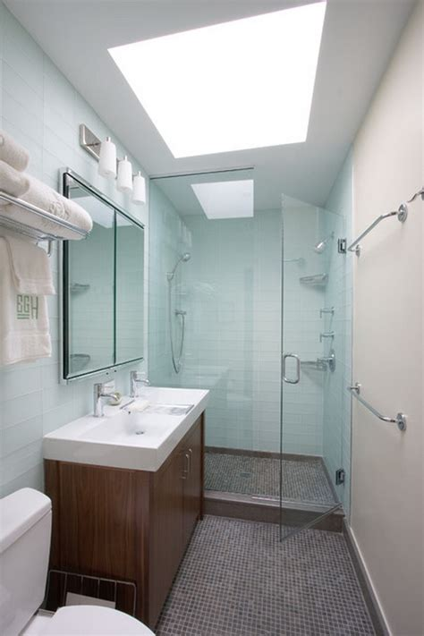 Contemporary Small Bathroom Ideas 35 Small Bathroom Designs To Make Yours Look Larger