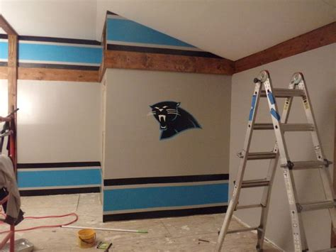 carolina panthers bedroom ideas carolina panther game room unfolds game room decor