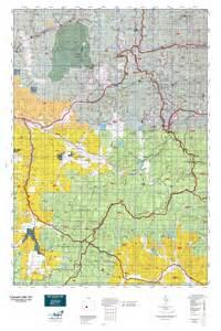 colorado gmu 551 map mytopo