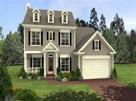Colonial Style House Plans by 2 Story Colonial Style House Plans 2 Story Colonial Style