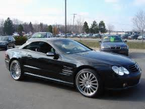 2004 mercedes sl class information and photos