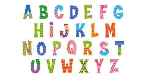 lettere colorate per bambini lettere colorate per bambini 28 images lettere