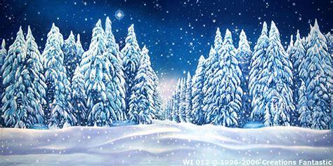 backdrop winter wonderland backdrops fantastic