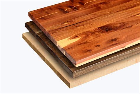 solid wood desk top whitevan