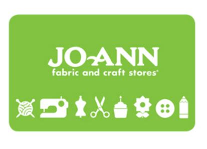 Joanns Gift Card - joann gift card gifts for crafters www nesteddesigncompany com the nested design