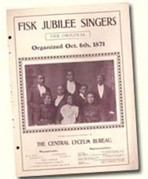 fisk jubilee singers swing low sweet chariot special presentation country timeline dolly parton and