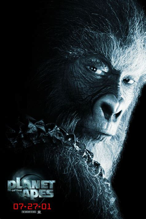 Planet Apes 2001 Full Movie Planet Of The Apes 2001 Movie Posters