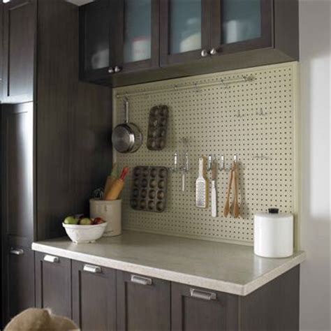 pegboard ideas kitchen 17 best ideas about kitchen pegboard on
