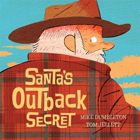 santa s secret books santa s outback secret penguin books australia