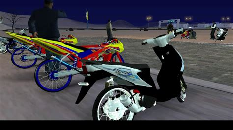 game gta mod indonesia drag balapan drag dyom gta extreme indonesia youtube