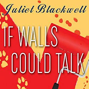 if walls could talk audiobook juliet blackwell audible