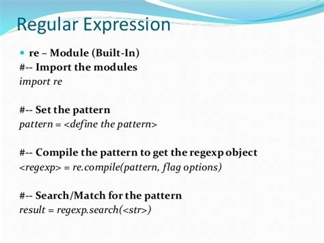 xml pattern expression régulière python and you series