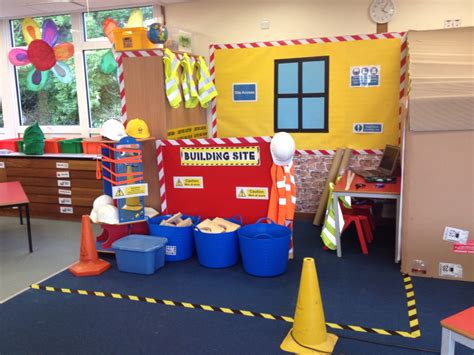 builder engine themes builders office role play area drama centers pinterest