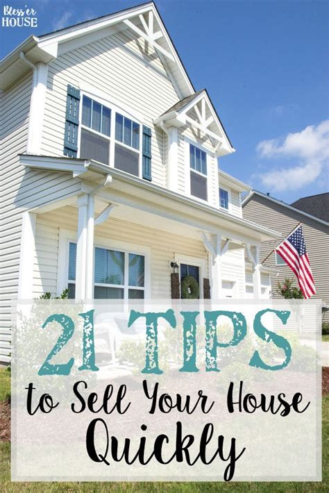 tips for selling a house quickly 25 best ideas about house selling tips on pinterest