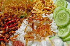 cara membuat nasi uduk yang gang 1000 images about indonesian food on pinterest