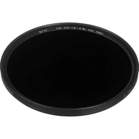 B W 60mm Mrc 106m Solid Neutral Density 1 8 Filter Lensa 6 Stop b w 58mm mrc 106m solid neutral density 1 8 filter 66 1066163