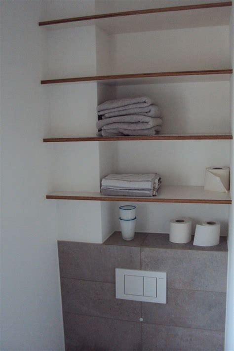 Badezimmer Einbauregal by Holz Im Bad 187 Tischlerei Ostholstein