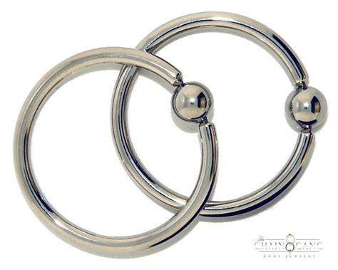 how do captive bead rings work large diameter single or captive bead ring