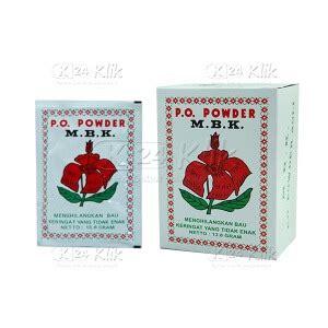 Bedak Mbk jual beli mbk powder putih k24klik
