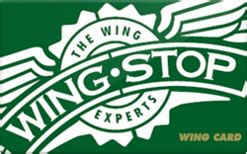 Wingstop Gift Card - buy wingstop gift cards raise