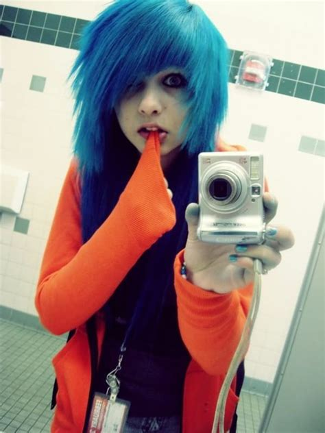 what does thr wob hairstyle look like 44 amazing emo hairstyles that will blow your mind