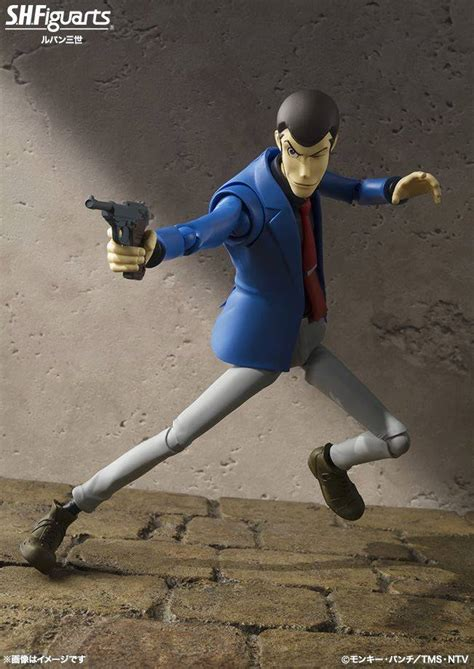 S H Figuarts Lupin The 3rd Lupin The 3rd new images of s h figuarts lupin iii ars 232 ne and fujiko