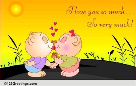 love      cute love ecards greeting