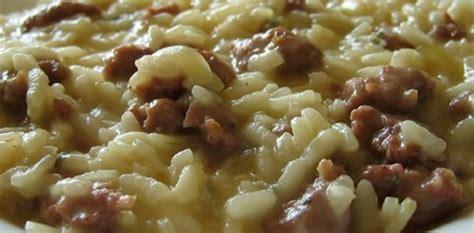 salsiccia mantovana gardaconcierge ricetta risotto con bag 242 ss e