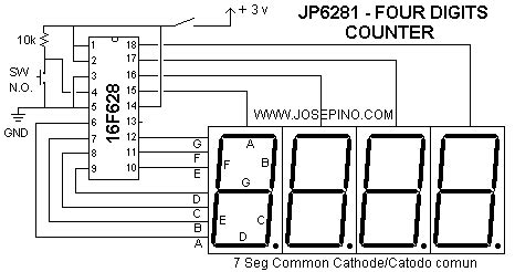 Counter 4 Digit schematic counter digital images