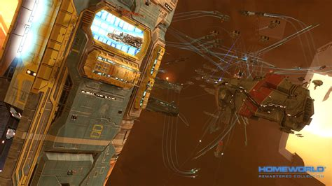 homeworld remastered collection gorgeous launch trailer