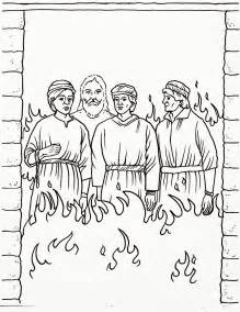 shadrach meshach and abednego coloring page shadrach meshach and abednego coloring page az coloring