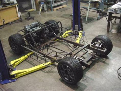 Jersey Dragrace Custom Just for those who of building their own race car