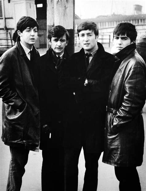 The Beatles Black 1 and gentlemen the beatles