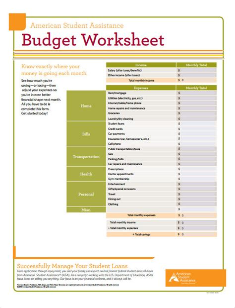 budget calculator template budget calculator template 8 documents in pdf