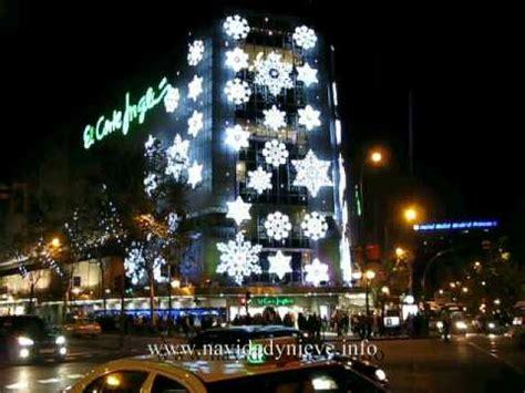 navidad 2010 madrid el corte ingl 233 s de princesa
