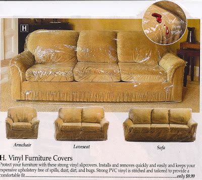 clear plastic sofa covers sew that s it october 2007