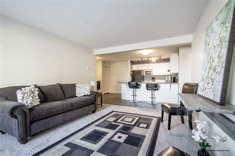 Open Concept Kitchen Living Room Apartment Brintnell Landing Apartment For Rent In Edmonton