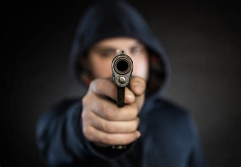 killer gun killer with gun defend and carry