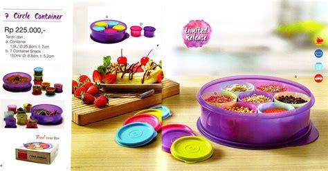 Tupperware 7 Circle jual tupperware 7 circle container promo murah