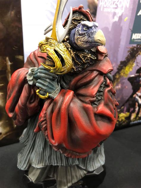 dallas fan expo 2018 chronicle collectibles display at fan expo dallas 2018