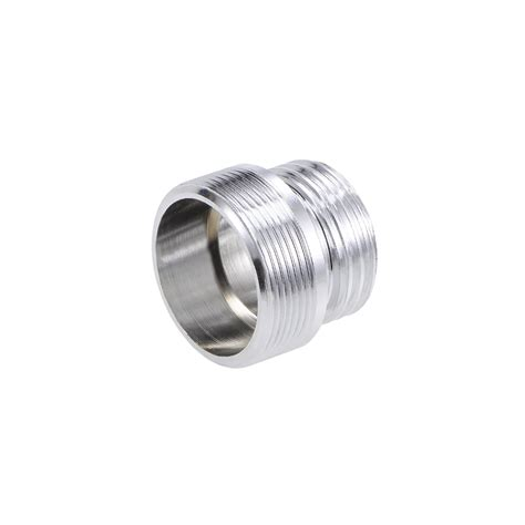 faucet adapter  male thread   male thread copper