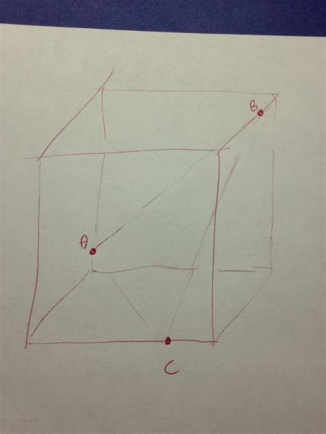 Constructing A Cross Section by Geometry Constructing A Cross Section With Vertices That